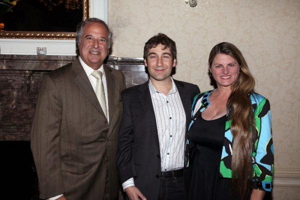 Photo Flash: Bay Street Theatre Welcomes New Artistic Director Scott Schwartz