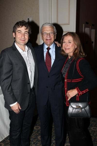 Scott Schwartz, Jerry Cohen, Adrianne Cohen