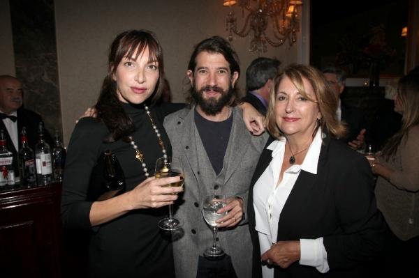 Pia Zankel, Jimmy Zankel, Dianne Aceti