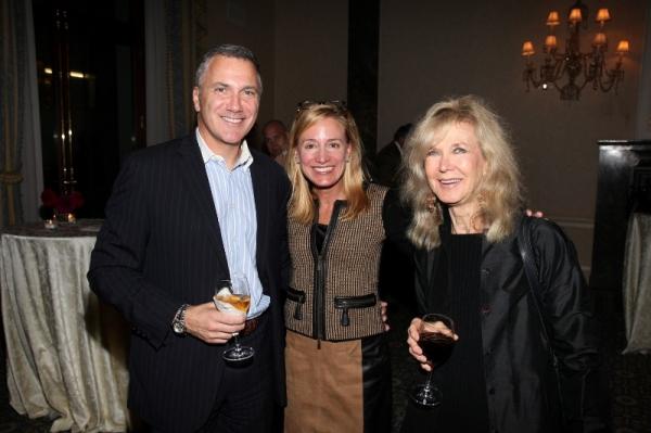 Daniel Marsili, Tracy Mitchell, Barbara Sloane