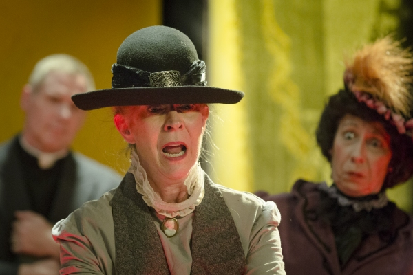 Photos: First Look at MET's THE IMPORTANCE OF BEING EARNEST, Opening Tonight
