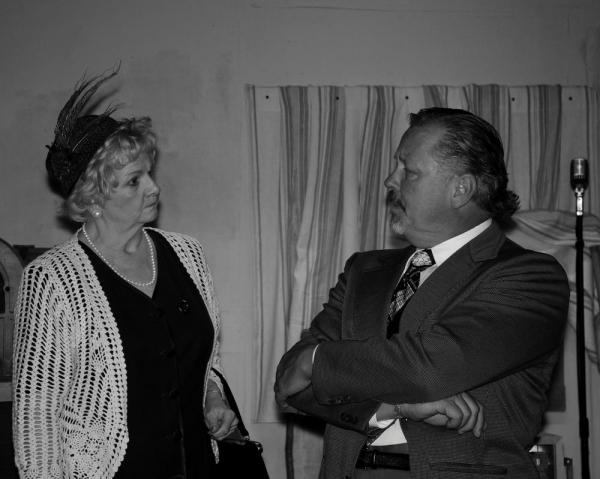 Patricia Thompson and Clifton Chadwick Photo