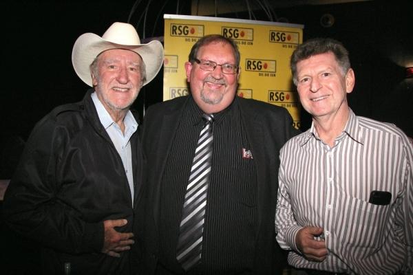 Lance James, Frans Swart, Alfie Reid