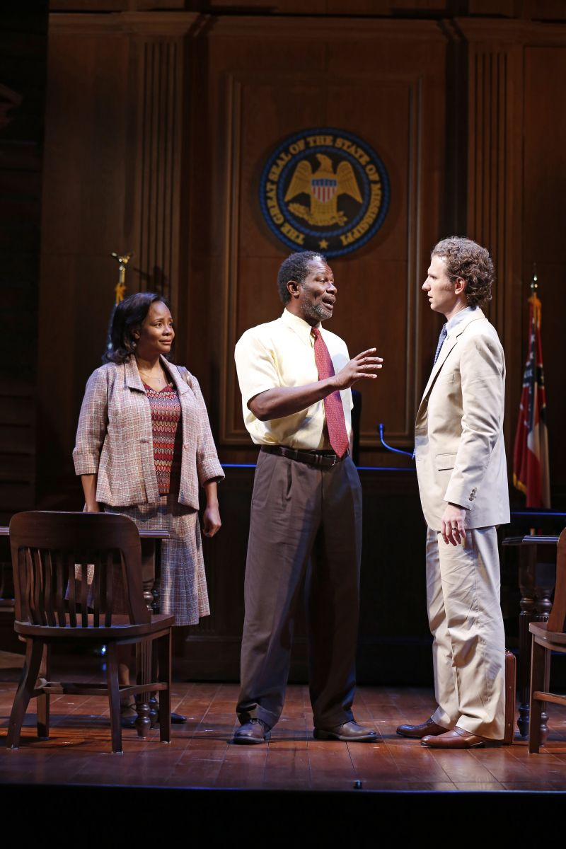 Review:  A TIME TO KILL Explores Courtroom Racism and Justifiable Murder
