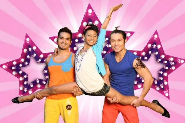 Al Gatmaitan, Jayvhot Galang, Jay Gonzaga
