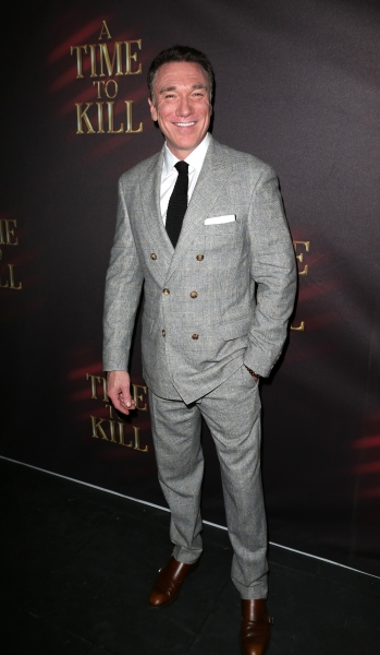 Photo Coverage: Sebastian Arcelus, Tonya Pinkins & More Celebrate Opening Night of A TIME TO KILL!