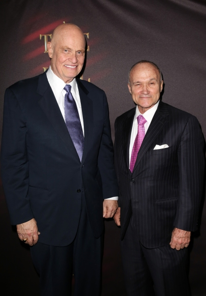 Fred Dalton Thompson & Ray Kelly