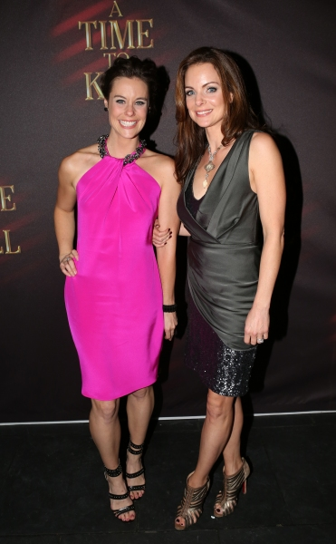 Ashley Williams & Kimberly Williams-Paisley  Photo