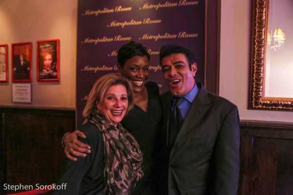 Susan Winters, Tanya Holt, Marcus Simeone
