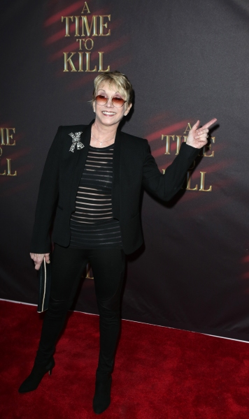 Photos: Inside A TIME TO KILL's Opening Night- the Red Carpet Fashion