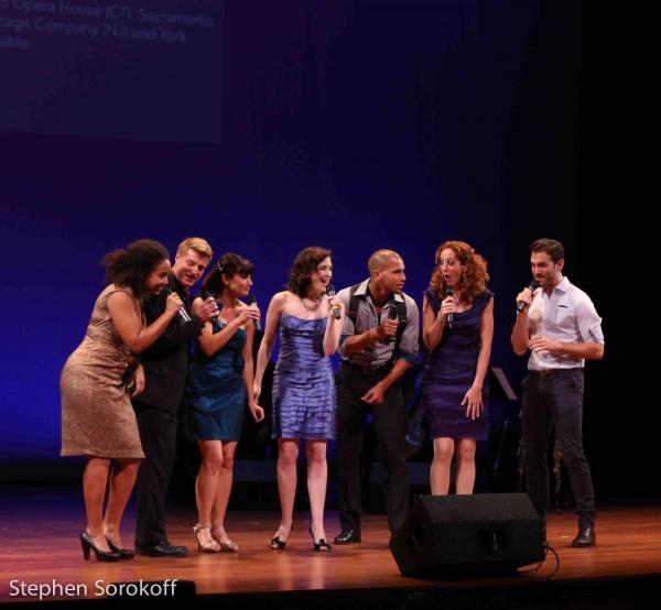 Alison Cimmet, Constantine Germanacos, Sydney James Harcourt, Leah Horowitz, Sean Allan Krill, Kelly McCormick, Stephanie Umoh