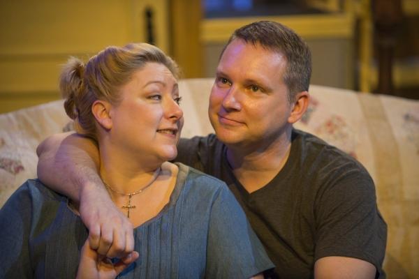 Alanda Coon and Patrick Rybarczyk Photo