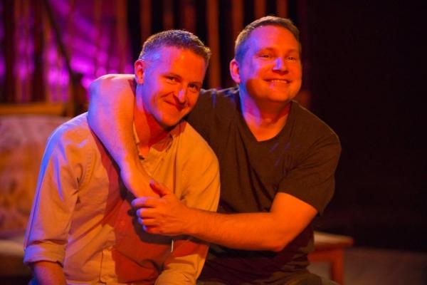 Patrick Gannon and Patrick Rybarczyk