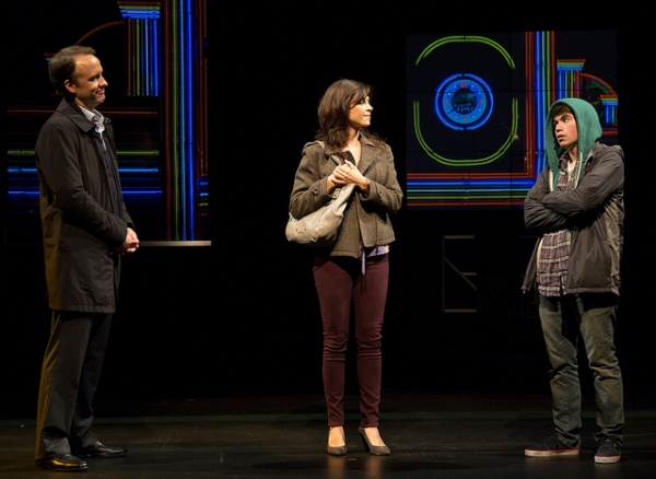 Photos: First Look at Amy Pietz, David Wilson Barnes, Jennifer Westfeldt and More in THE POWER OF DUFF