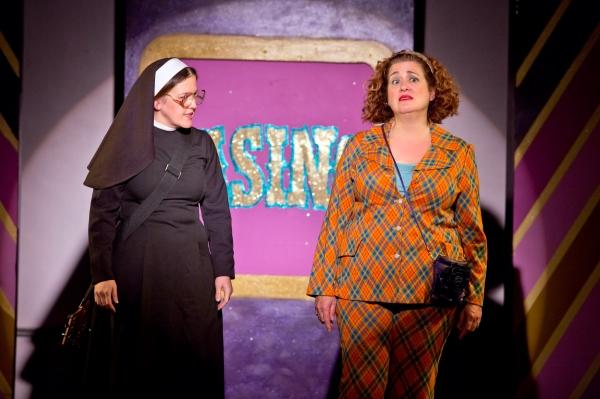 Jennifer Simard and Mary Testa