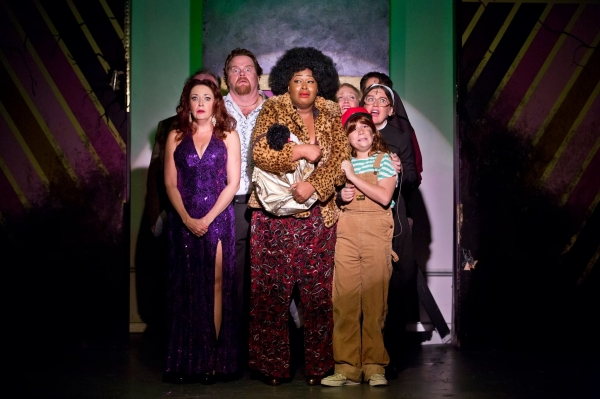 Photo Flash: First Look at Mary Testa and More in DISASTER!