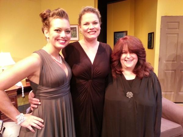 Darcie Bender Hubber, Kristen Williams, Debra Rodkin Photo