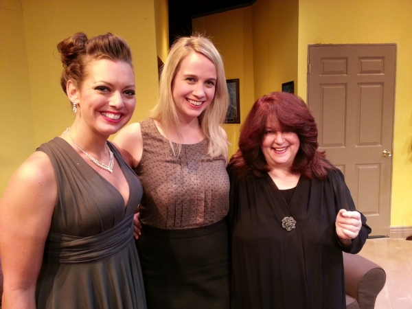 Darcie Bender Hubber, Meghan Powe, Debra Rodkin
