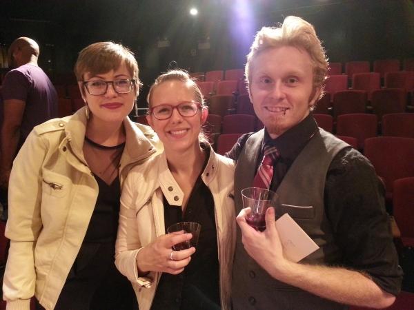Delena Bradley, Clare Kosinski, Mike Hennessy