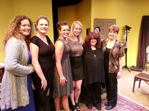 Elizabeth A. Styles, Kristen Williams, Darcie Bender Hubber, Kristen Williams, Debra  Photo