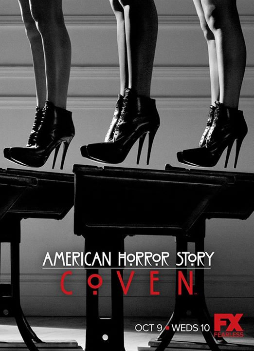 Spacious New AMERICAN HORROR STORY: Inside The Coven Featurette