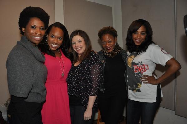 Taprena Michelle Augustine, Allison Blackwell, Mary Bridget Davies, Nikki Kimbrough a Photo