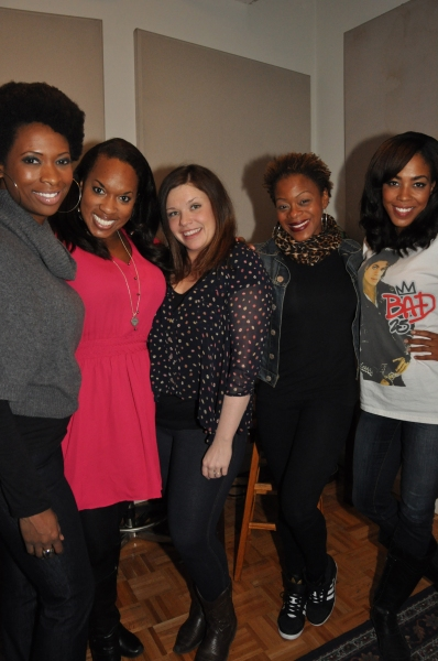 Taprena Michelle Augustine, Allison Blackwell, Mary Bridget Davies, Nikki Kimbrough and De''Adre Aziza