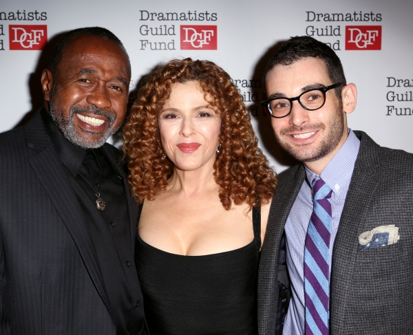 Photo Coverage: On the Red Carpet with Bernadette Peters, Stephen Sondheim & More at the 2013 Dramatists Guild Fund Gala
