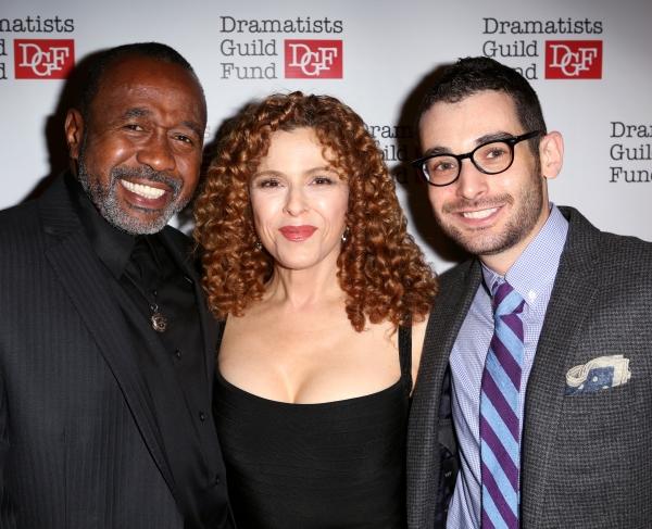 Ben Vereen, Bernadette Peters & Noah Himmelstein