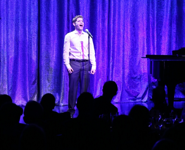 Photo Coverage: Jeremy Jordan, Ben Vereen, Sherie Rene Scott & More Perform at 2013 Dramatists Guild Fund Gala