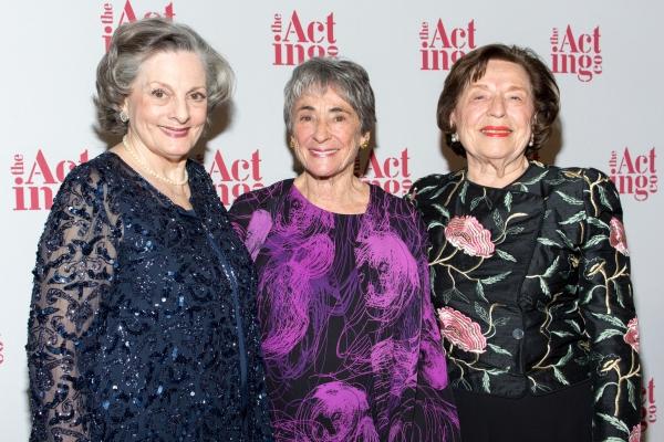Dana Ivey, Margot Harley, Barbara Fleischman