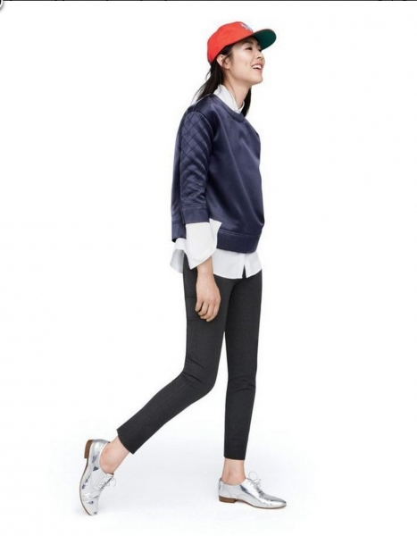 Photo Coverage: J.Crew's November Style Guide