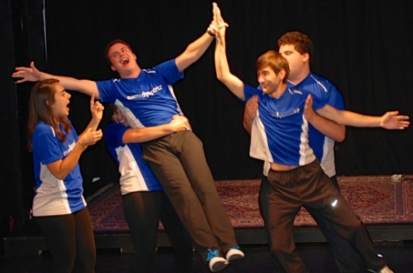 Photo Flash: First Look at the Team of ComedySportzBoston