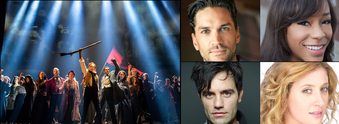 Breaking: LES MISERABLES Announces First Wave of 2014 Broadway Cast - Ramin Karimloo, Will Swenson, Nikki M. James & Caissie Levy