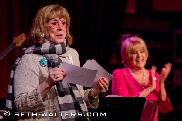Phyllis Newman, Lorna Luft