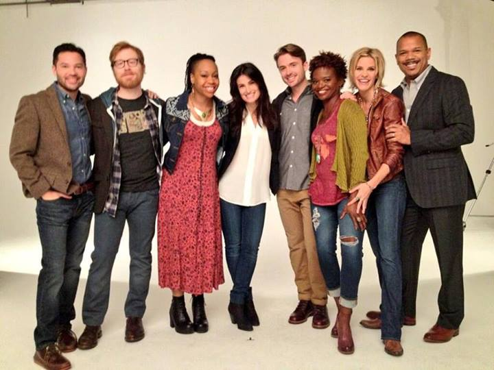 First Promo Photo Of Idina Menzel & IF/THEN Cast