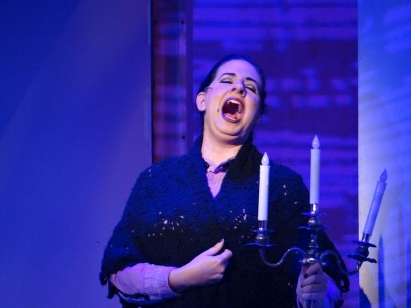 Karen Lalosh as Frau Blucher