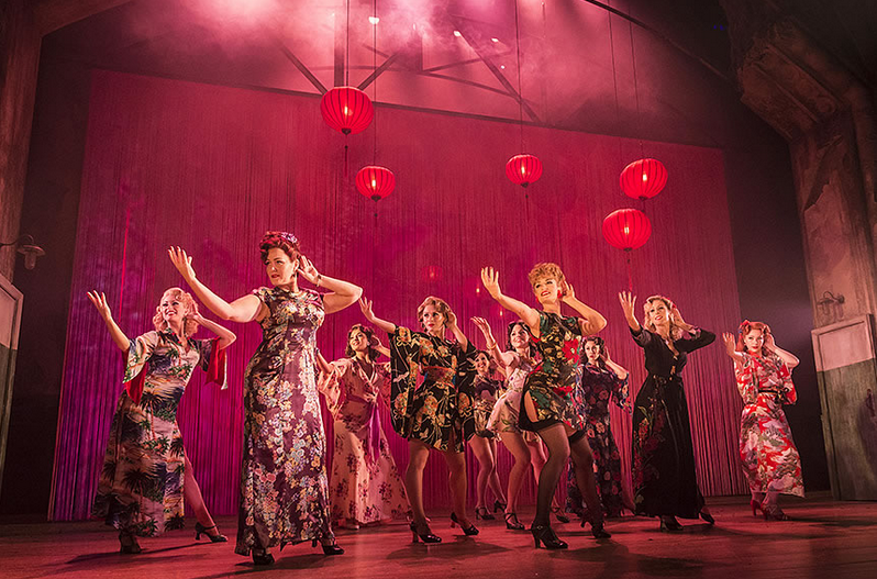 Dazzling New Production Photos From West End's FROM HERE TO ETERNITY