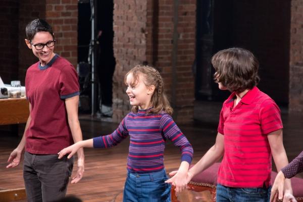 Beth Malone, Sydney Lucas, Alexandra Socha