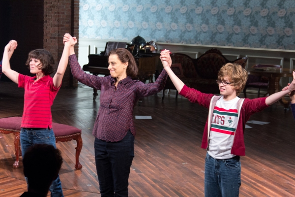 Alexandra Socha, Judy Kuhn, Griffin Birney Photo