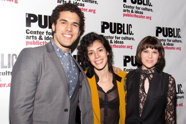 Joel Perez, Roberta Colindrez, Alexandra Socha
