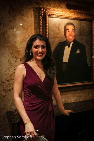 Photo Coverage: Jennifer Sheehan Brings YOU MADE ME LOVE YOU to Cafe Carlyle