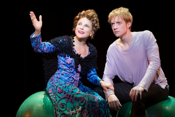 Photo Flash: First Look at Tovah Feldshuh as 'Berthe' in PIPPIN!