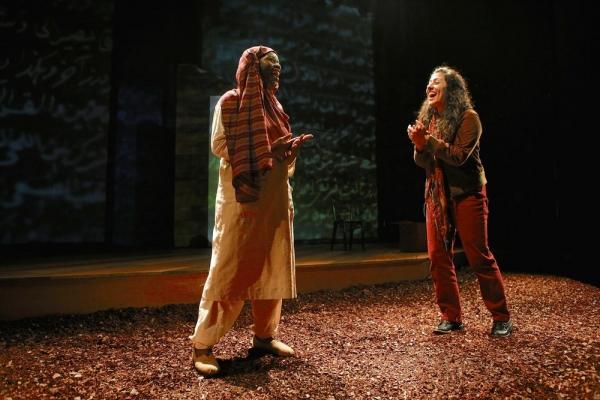 Kenya Brome and Nadine Malouf