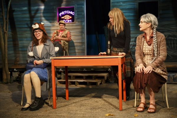 Photo Flash: First Look at Playwrights Horizons' THE PATRON SAINT OF SEA MONSTERS