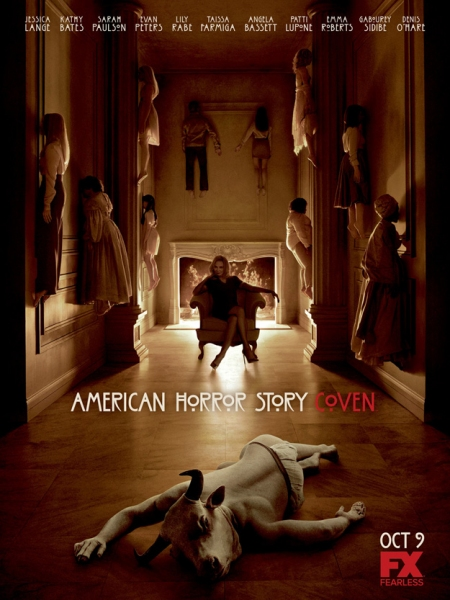 SOUND OFF: Witchy Women & Damned Divas Ignite AMERICAN HORROR STORY: COVEN - LuPone, Ebersole, Rabe, Lange, Paulson, Etc.