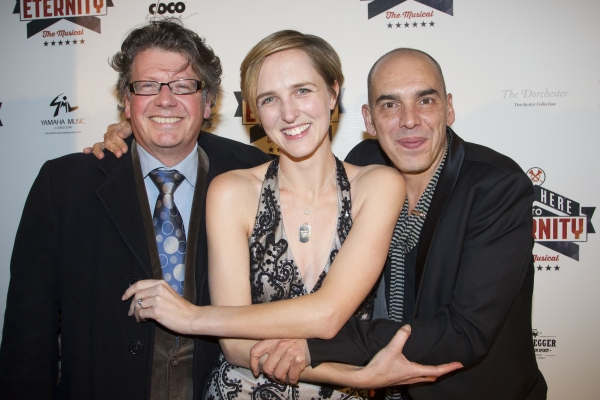 David White, Tamara Harvey and Javier De Frutos