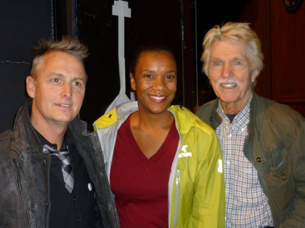 Mike McCready, Tijuana Ricks, Tom Skerritt