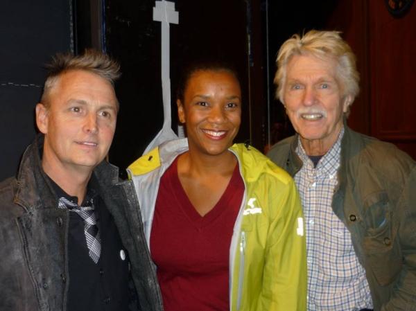 Mike McCready, Tijuana Ricks, Tom Skerritt Photo