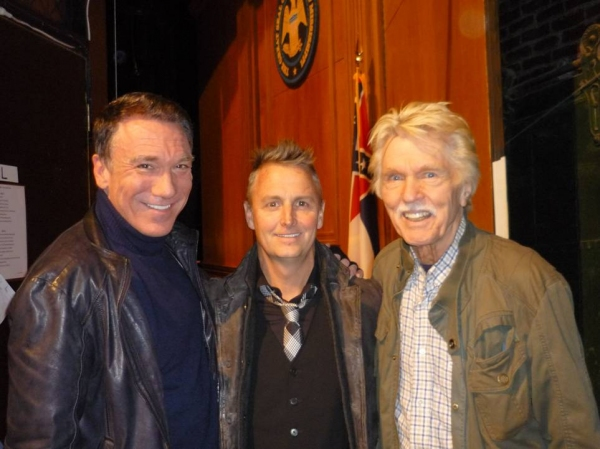 Patrick Page, Mike McCready, Tom Skerritt